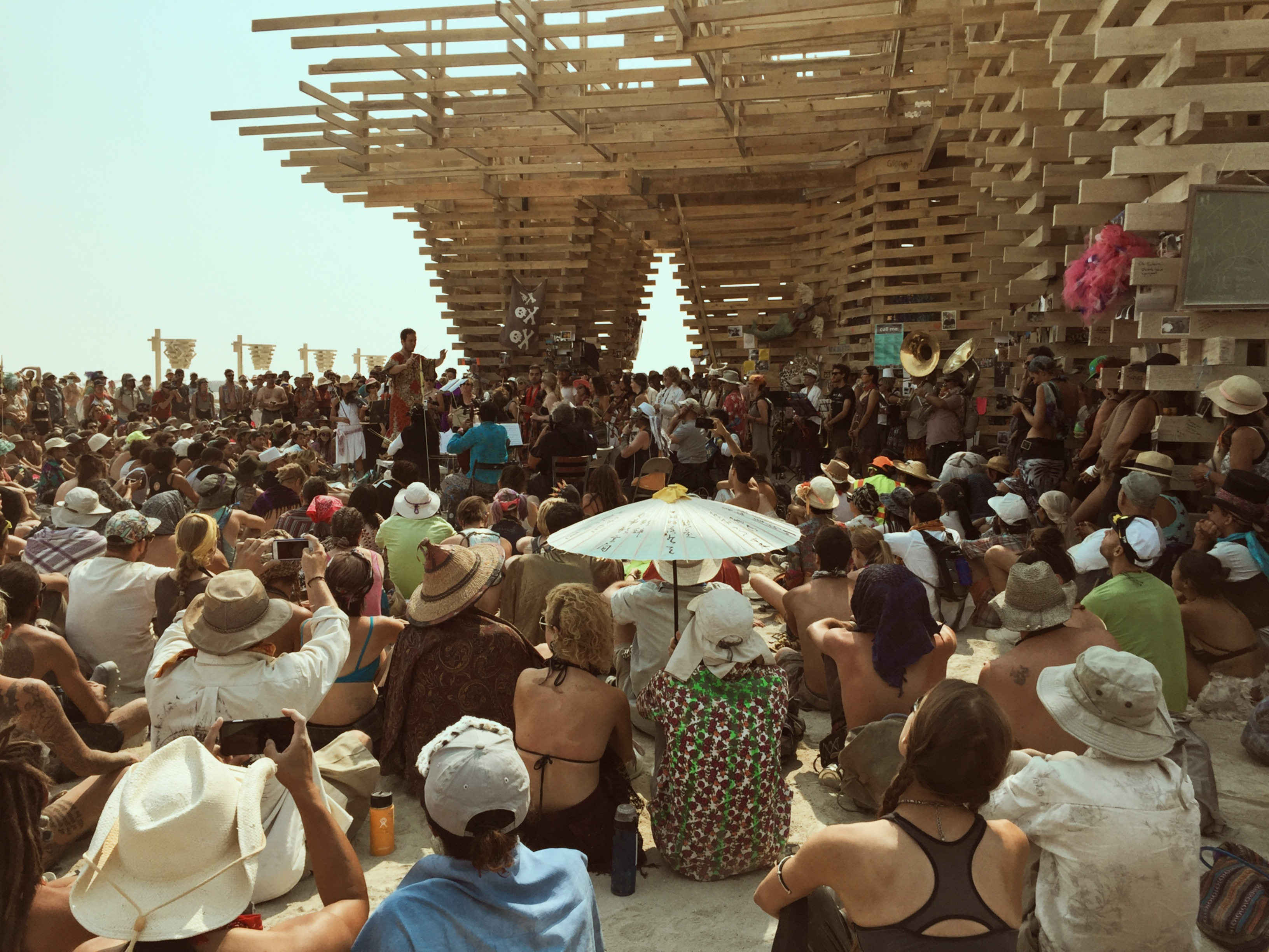 SURVIVAL GUIDE to Burning Man: Tickets, Logistics
